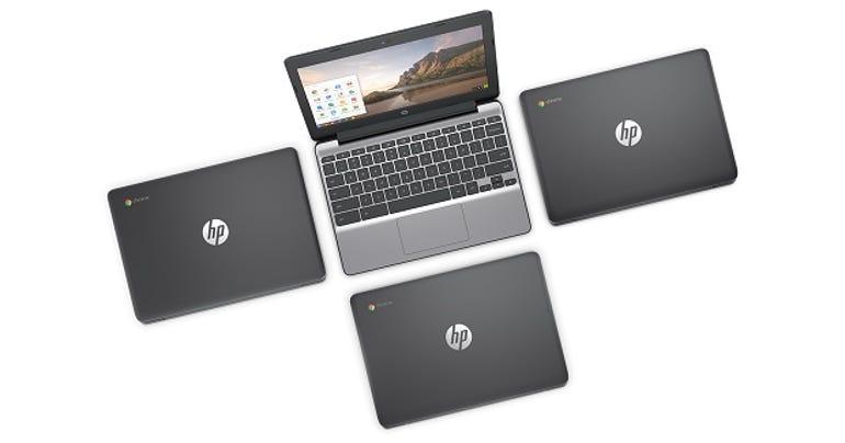 HP's new Chromebook 11 G5 promises 12.5 hours battery life