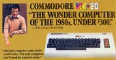 My first personal computer: The Commodore VIC-20