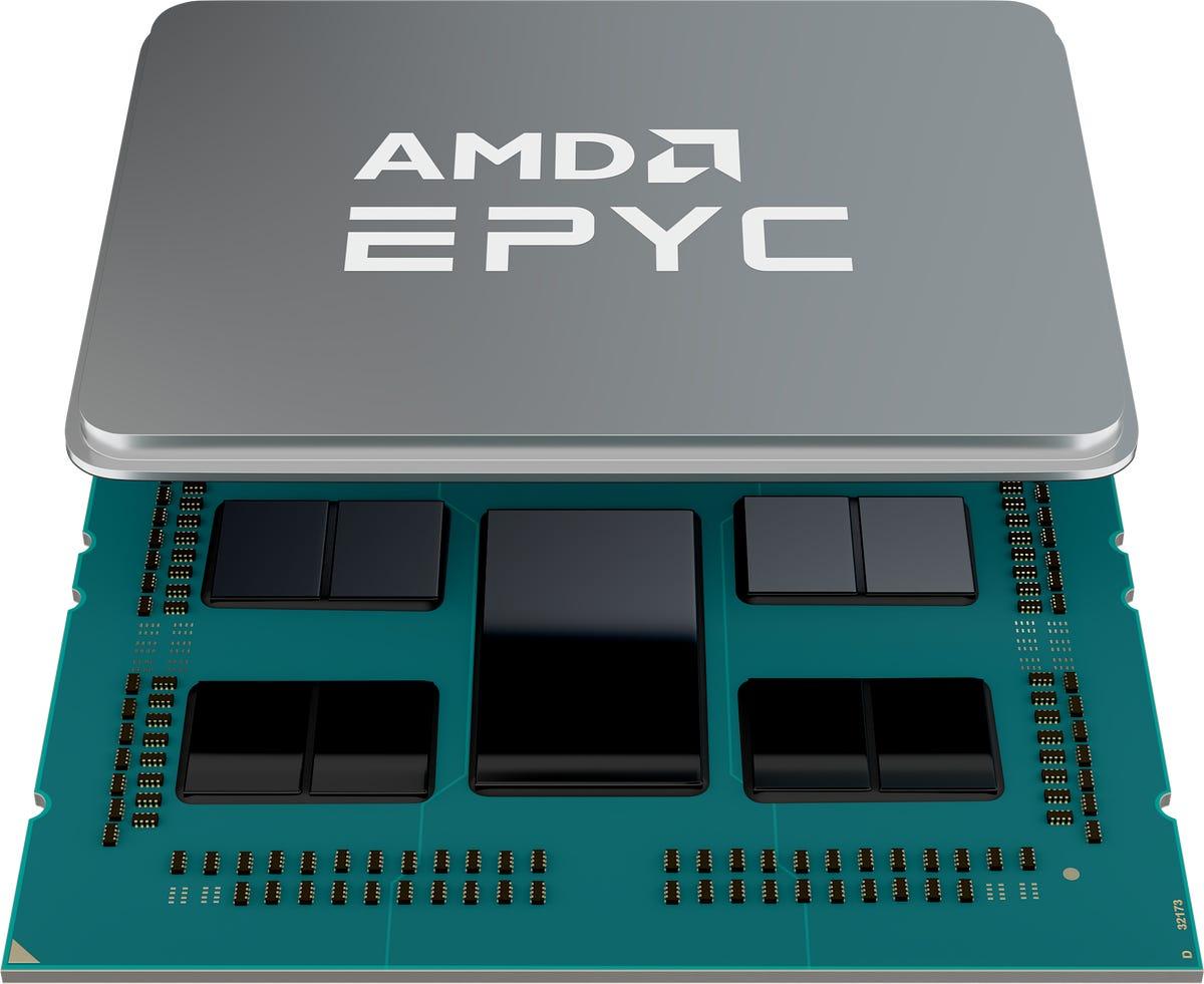 Avec le lancement d'Epyc Milan, AMD grignote un peu plus de part de marché entreprise