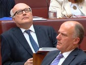 Turnbull relieves Brandis of copyright responsibilities