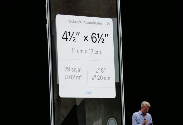 iOS 12: Measure app