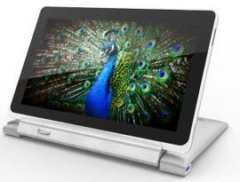 Iconia W510 presentation mode