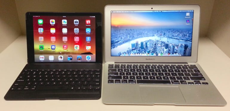 iPad MacBook Air