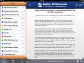 Top Productivity Apps for the iPad 3