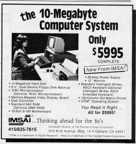 IMSAI computer