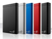 Seagate's new Backup Plus drives put social networks in the front seat
