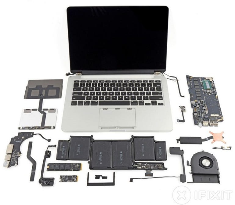 apple-macbook-pro-retina-display-ifixit-teardown-laptop-notebook