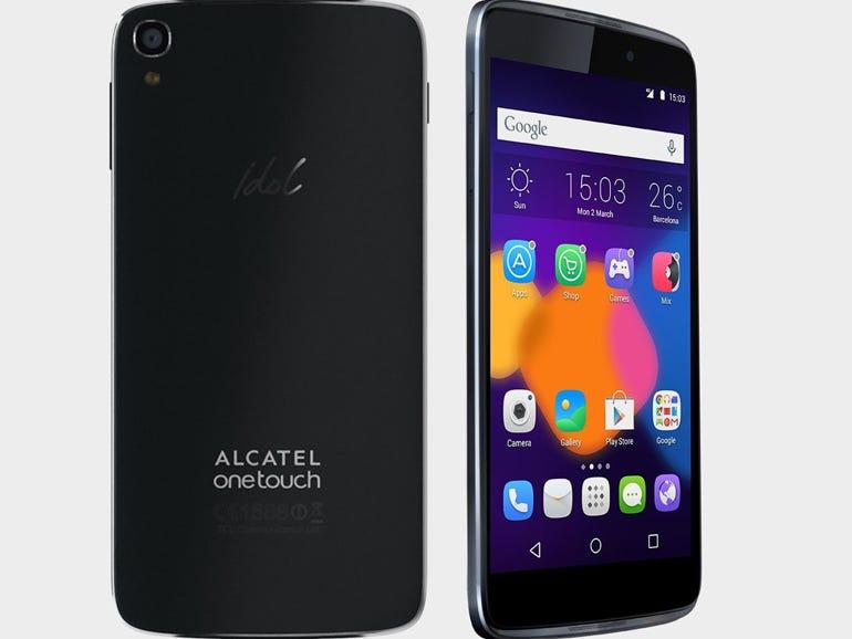 Alcatel Onetouch Idol 3 (less than $200)
