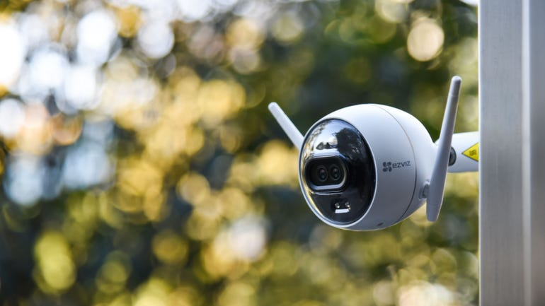Ezviz C3X outdoor security camera review Simple set up, superb features zdnet