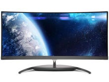 Curved ultrawide displays: Coming to a desktop near you?