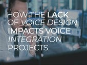 How the lack of voice design impacts voice integration projects