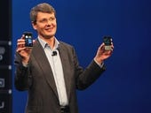 BlackBerry CEO Heins: Focus on enterprise mobility over device sales