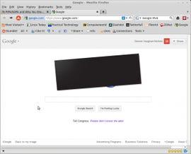 Google's Blackout Page
