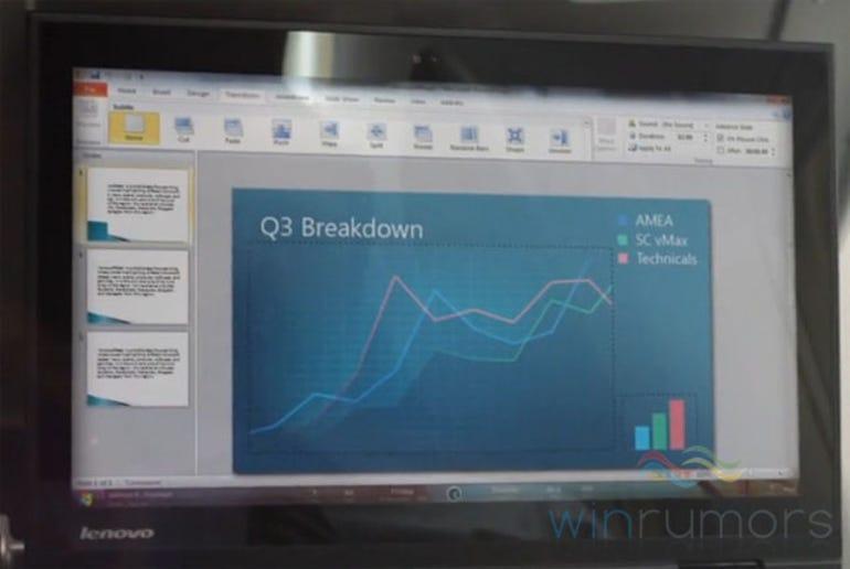 New Windows 8 UI?