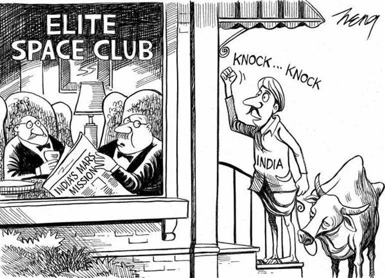cartoon india