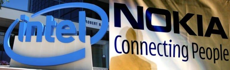 Nokia-Intel