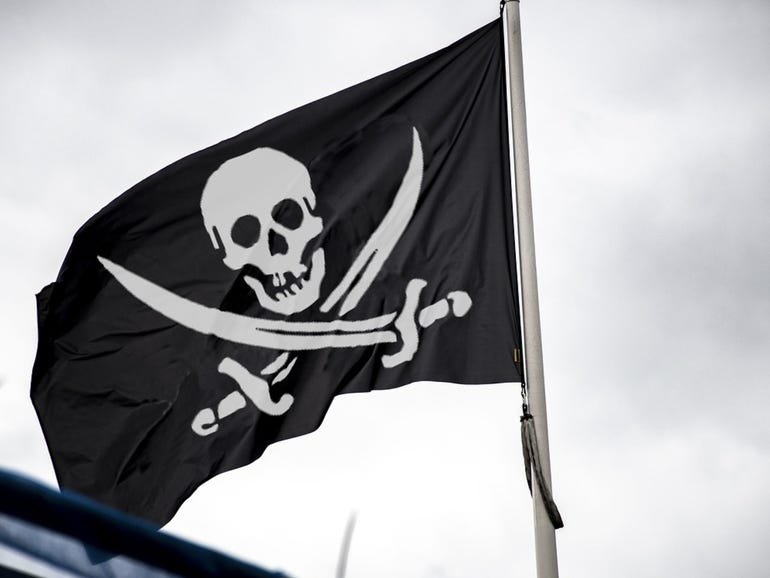 This strange malware stops you from visiting pirate websites