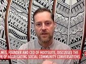 Hootsuite CEO: Monitoring conversations across social platforms