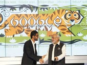 Google announces project to offer free Wi-Fi in 400 Indian railway stations