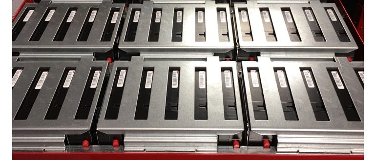 8TB Seagate hard drive reliability data looking good