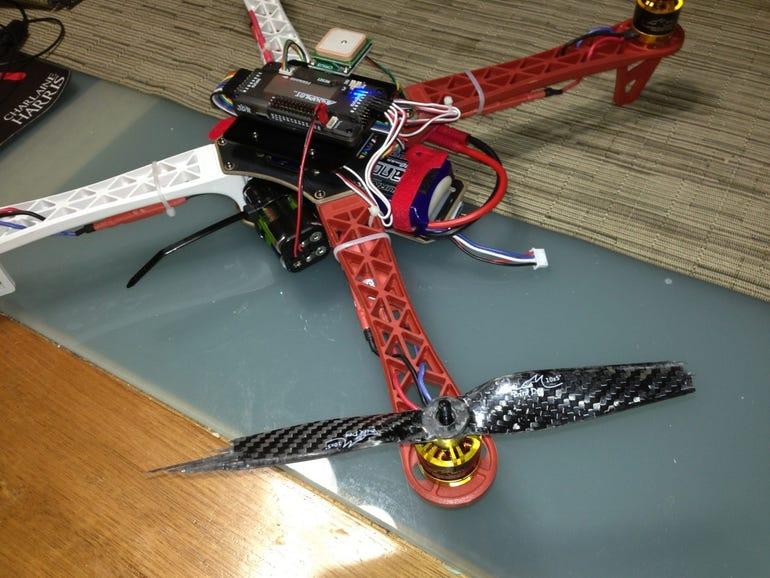 ArduPilot Drone