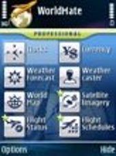Image Gallery: WorldMate main display