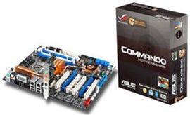 Commando motherboard