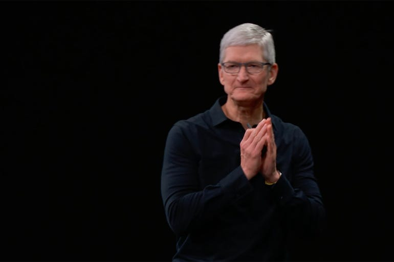 WWDC 2019: Cook takes the stage