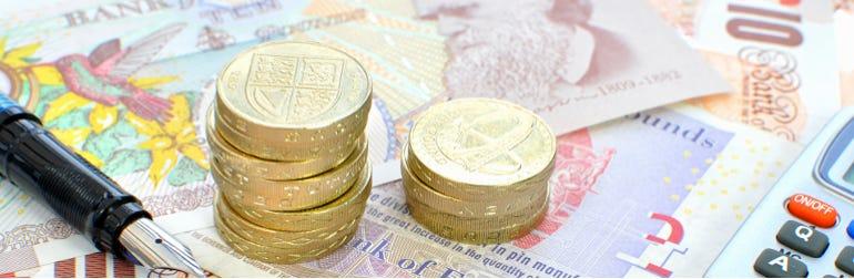money-british-pounds