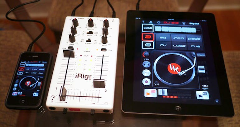 Review: iRig MIX is the perfect iOS mixer - Jason O'Grady
