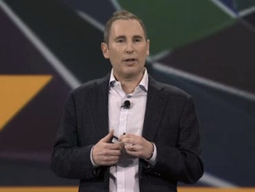 AWS chief Andy Jassy