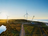 Apple is investing in two of the world's largest wind turbines to power its new data center