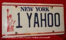 The rise and fall of Yahoo
