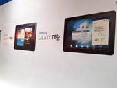 CTIA Wireless: Samsung press conference with 8.9-inch Galaxy Tab