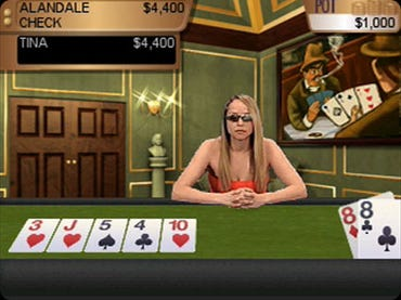 Texas Hold Â'Em for iPod, coming to iPhone?