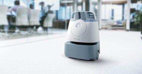 Whiz robotic vacuum