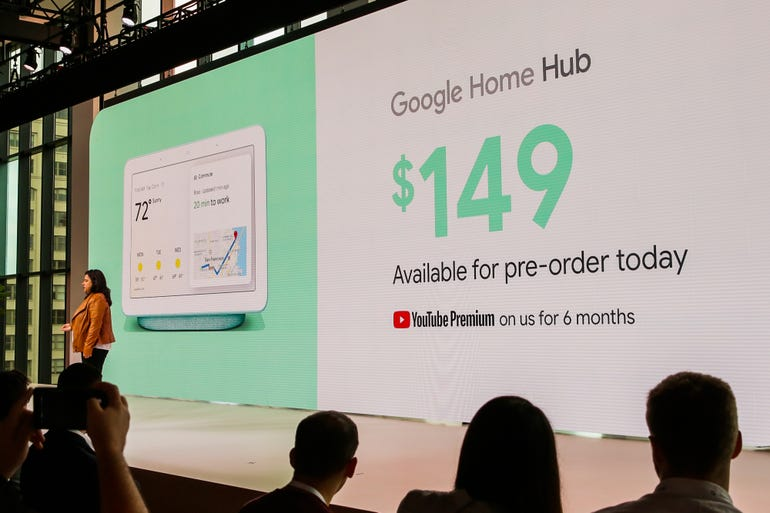 Home Hub: Pricing and availability
