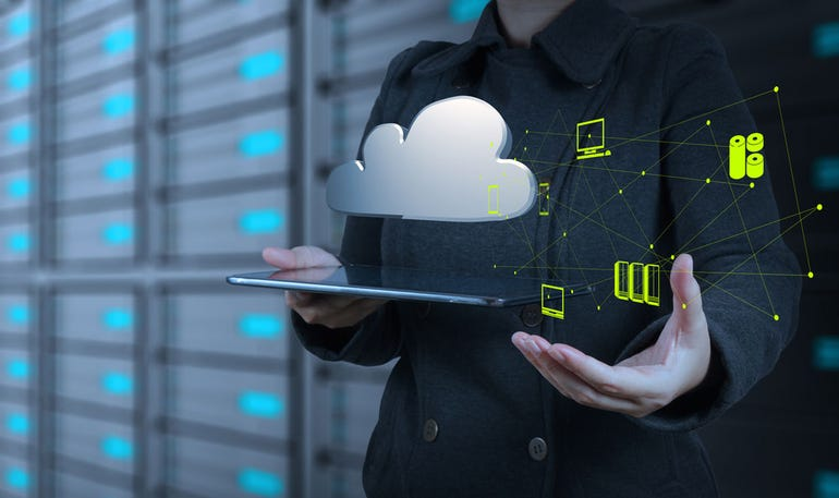 Health data in the cloud
