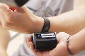 CaixaBank Visa contactless wristband
