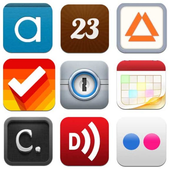 O'Grady's Best iOS apps of 2012