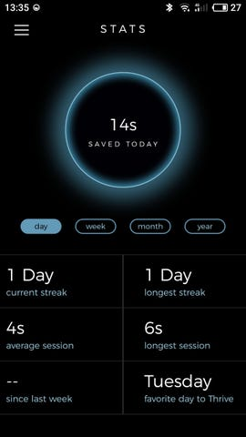 New Thrive app helps us avoid too much focus on our phones and lets us reconnect with life ZDNet