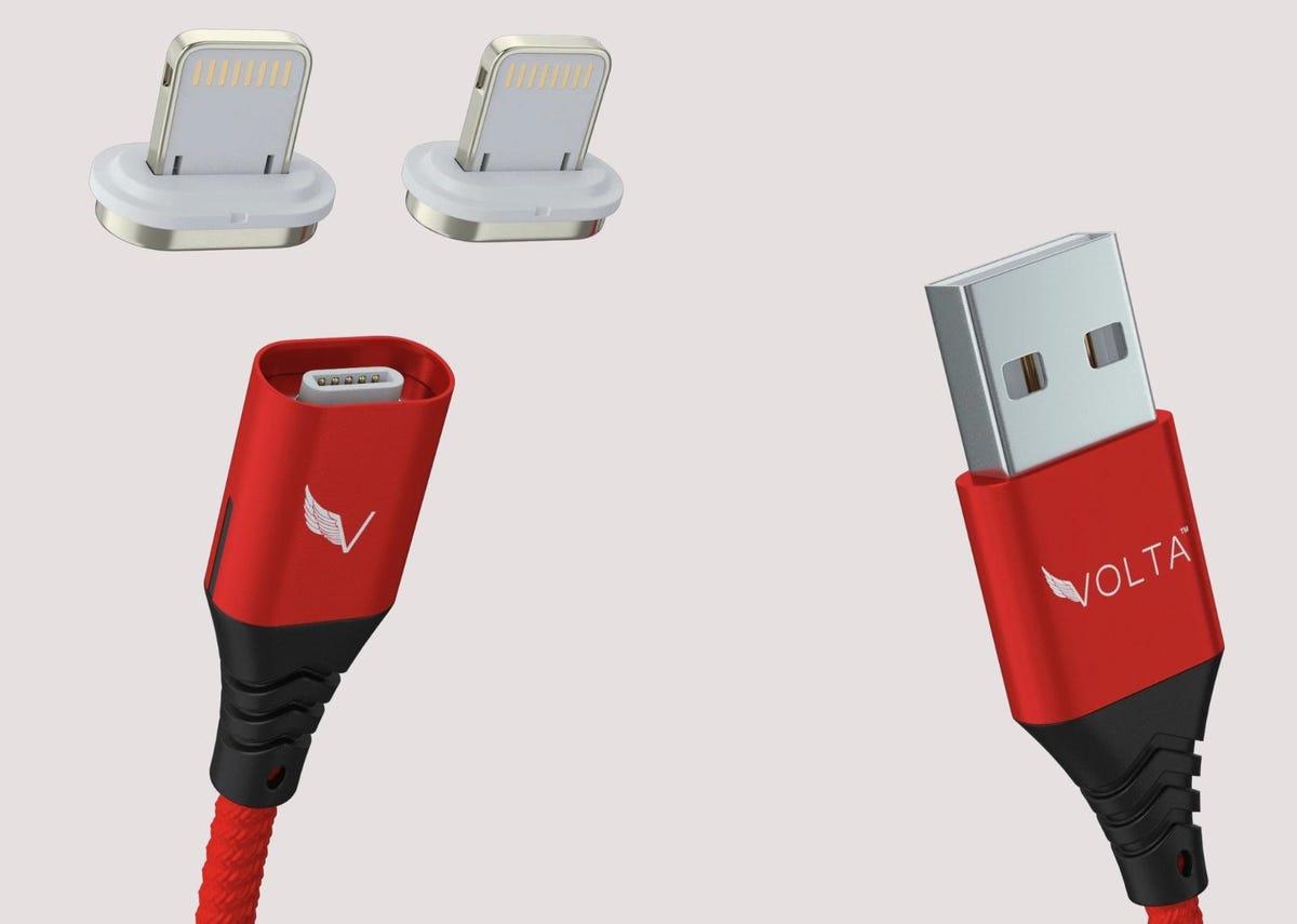Volta 2.0 magnetic breakaway cable
