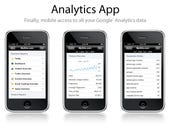 First look: Google Analytics for iPhone