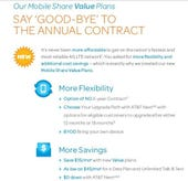 AT&T announces new Mobile Share Value plans, finally breaks out subsidy fee