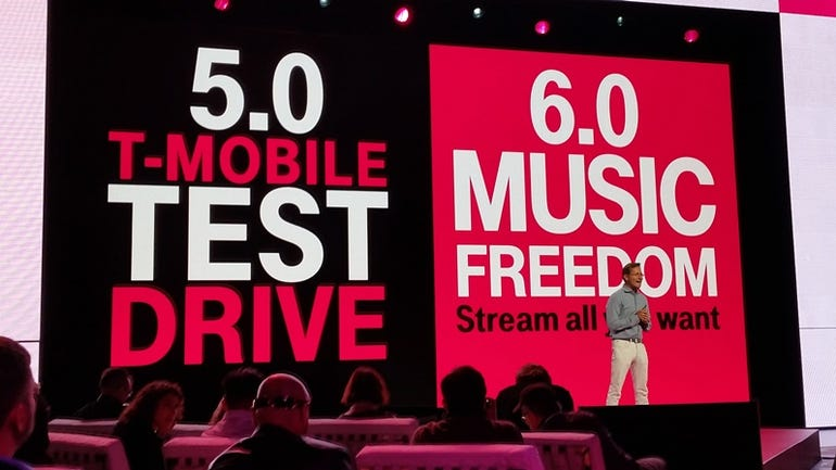 T-Mobile Uncarrier 5 and 6 bring a 7-day free trial and streaming music free from data