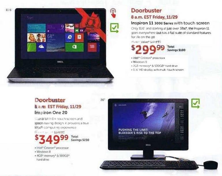 dell-black-friday-2013-ad-leaked-desktop-laptop-tablet-specials-deals
