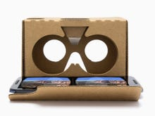 Google Cardboard VR viewer goes on sale in new virtual reality store