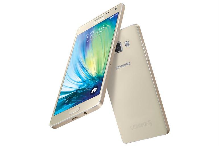 The Galaxy A5