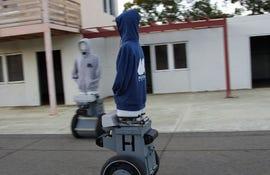 Rover robots