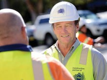 85 percent of voters support the NBN